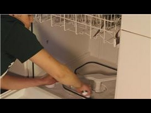 Kitchen Cleaning : How to Clean Rust Stains in a Dishwasher