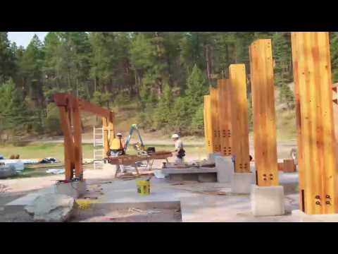 Glue Laminated Timber   Robin Mitchell