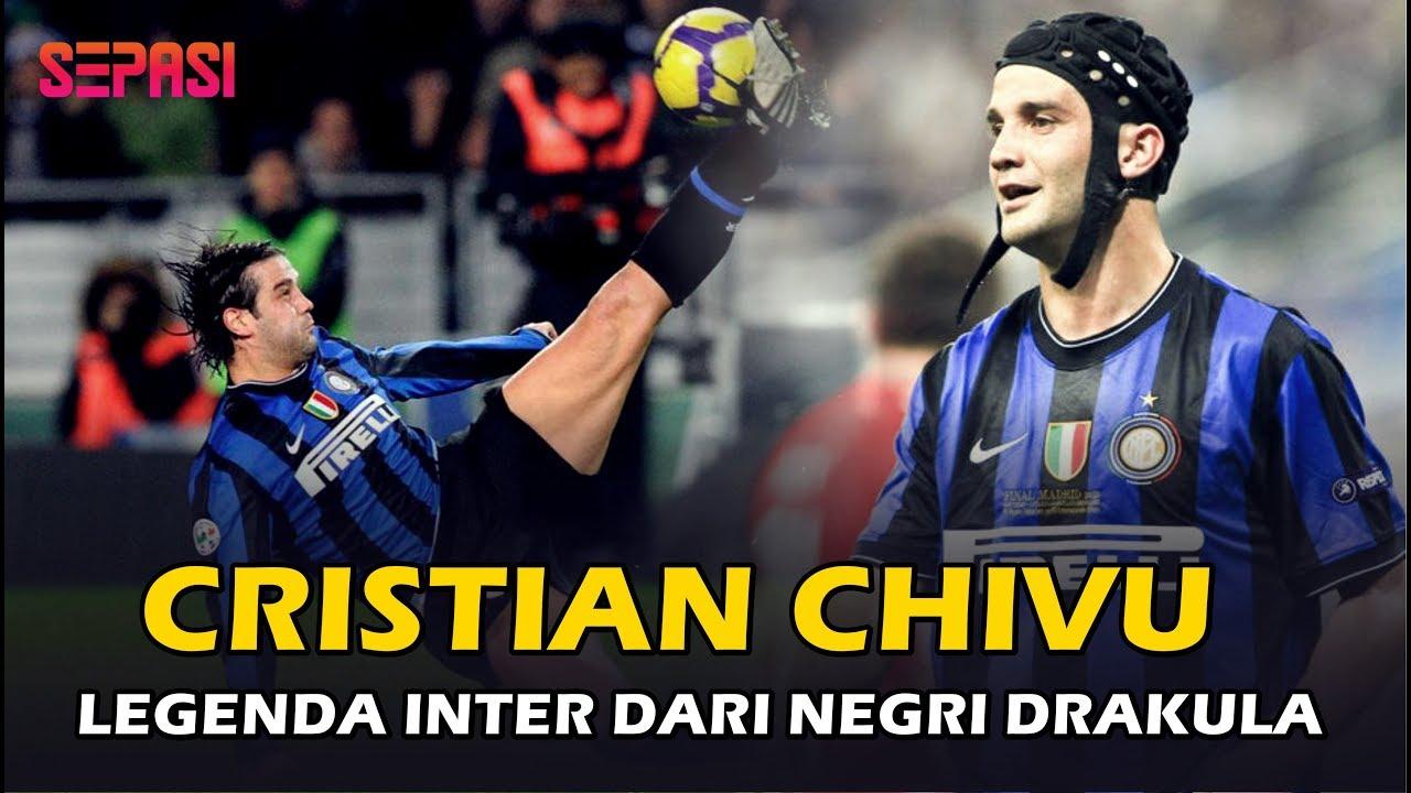 Cristian Chivu, Legenda Inter Milan Dari Negri Drakula