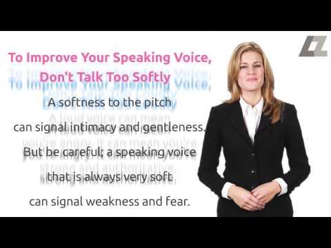 Speaking Tips: Is Your Speaking Voice Hurting Your Social Life?  |  Lauren Zapko