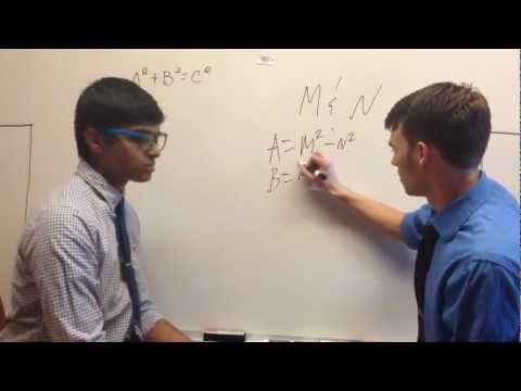 How to Find Pythagorean Triples