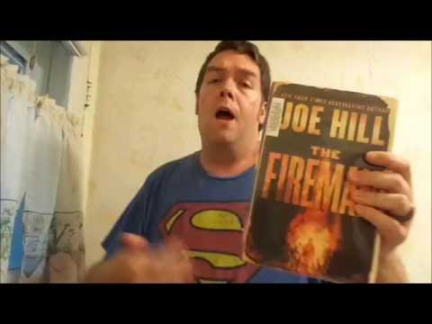 The Fireman Book Review( Spoiler Free)