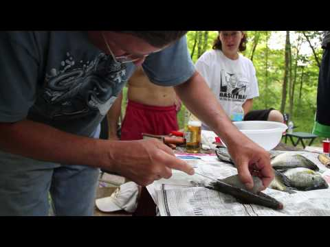Canon 7d - Fly Fishing for Bluegill