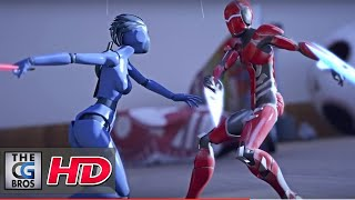 """CGI 3D Animated Short: """"Plaything"""" - by Anthill Studios"""
