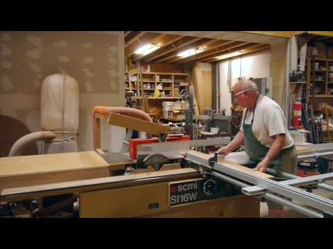 How To Build Mid-Century Modern Furniture Part 3