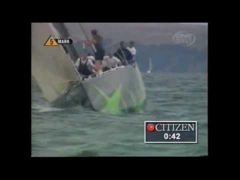 2000 Louis Vuitton Cup Final Race 9