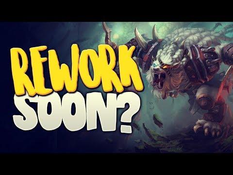 NEWS : Rengar is FINALLY getting a REWORK ! - Season 8 - League of Legends