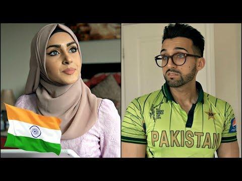 WHEN its PAKISTAN vs INDIA CRICKET FINAL  Sham Idrees