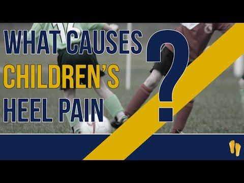 What Causes Children's Heel Pain?