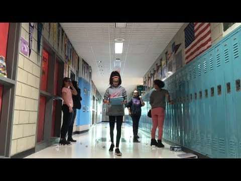 Anti bullying video -Be the change