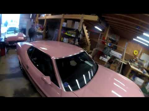 1971 Mach 1 Mustang 12,000 Miles Start Up, Walkaround and Exhaust Notes!!
