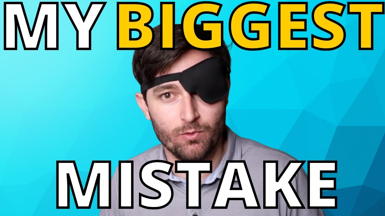 My Biggest Business Mistake