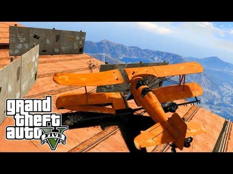 GTA 5 Online PC | Planes vs Motorcycles | CROP DUSTING CABOOSE