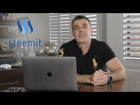 Steemit - The social media platform that pays you!