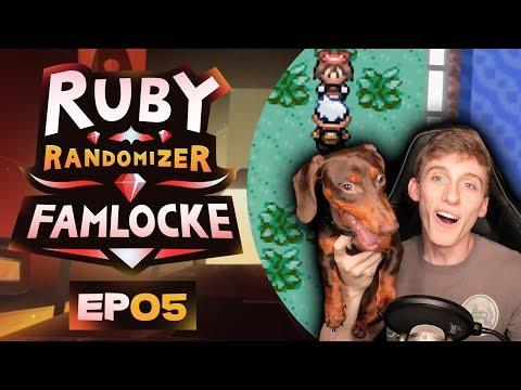 FAM EXAM PRIZE!? | Pokemon Ruby Randomizer Famlocke EP 5