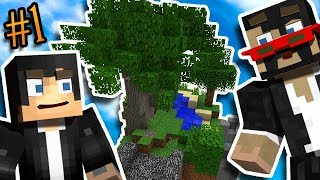 Minecraft: THE NEW SKYBLOCK! - Skybounds Ep. 1