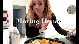 WE MOVED HOUSE! 🏡