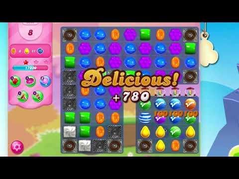 Candy Crush Saga Level 3245  No Booster