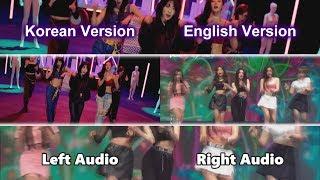Red Velvet - Bad Boy (Split-Audio Ver.)