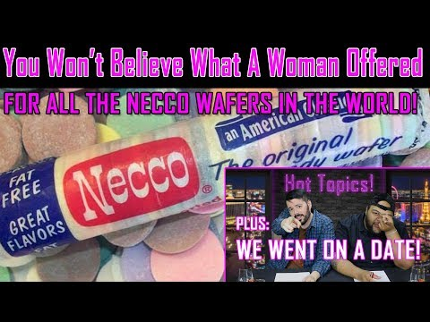 Woman Wants Worlds Supply of Necco Wafers! Offers her …