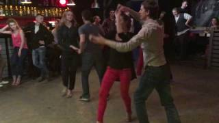 Hot Salsa on 1 at Lvivs party pub Luft