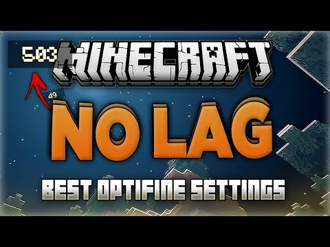 How to Run Minecraft 1.12.2 FAST with NO LAG! - Increase FPS (Best Optifine Settings)