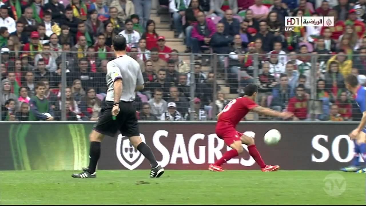 2013/6/11 Friendly 克羅地亞 Croatia VS 葡萄牙 Portugal 上半場 1st HALF