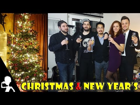Christmas & New Year's ★ Life In Germany & The World ★ Sondersendung ★ Get Germanized
