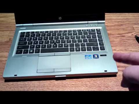 HP Elitebook 8460p Business Class Laptop