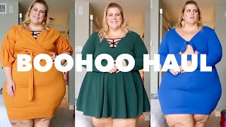 Boohoo Plus Size Haul-iday Haul