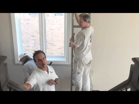 How To Build A House: Painting The House Ep 60
