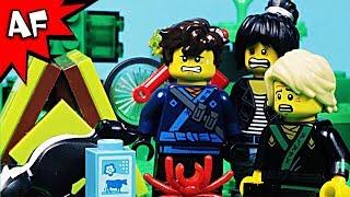 Lego Ninjago Camping - Part 1