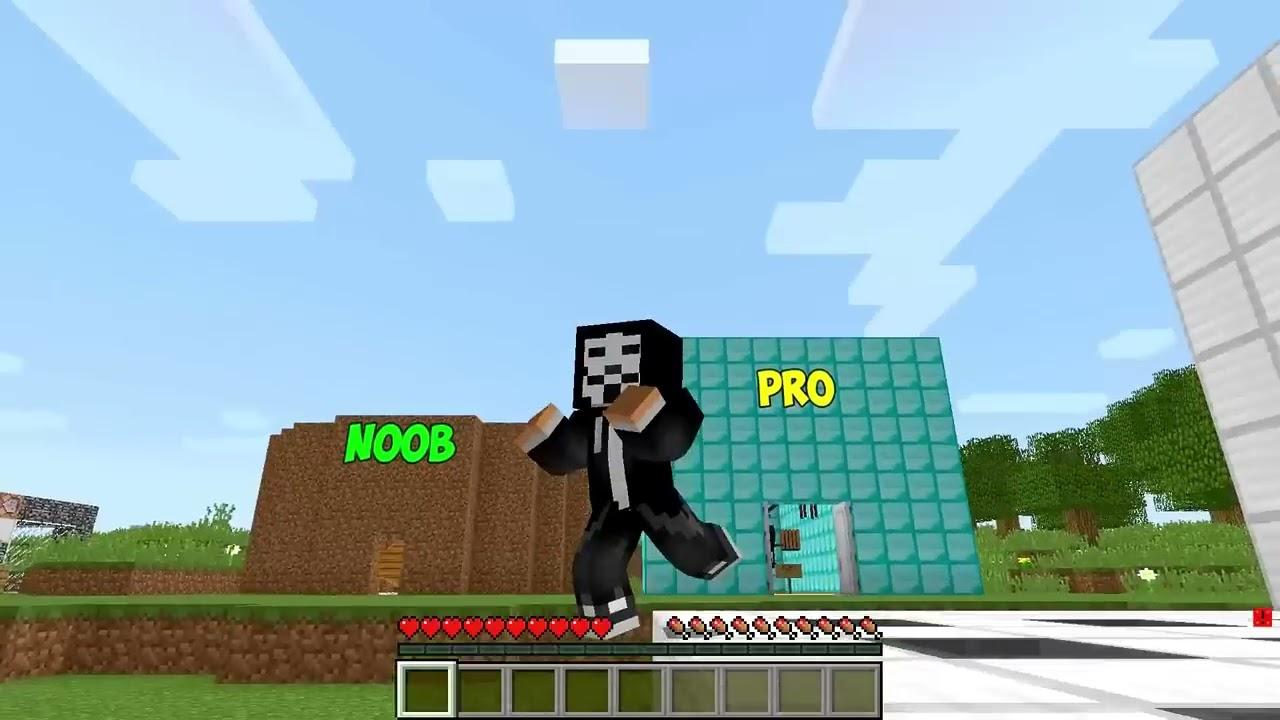 Minecraft Battle: WITHER STORM MUTANT CRAFTING CHALLENGE - NOOB vs PRO vs HACKER vs GOD ~ Animation