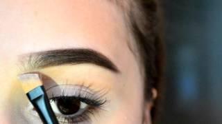 Soft brow tutorial | elf brow kit