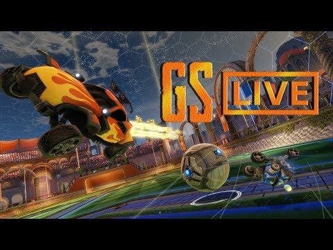 Rocket League - Sat Night Chill & Chat