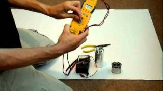 How To Test The Capacitor On Your Heatingac System