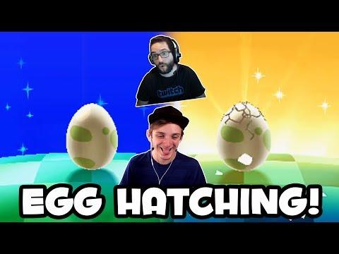 MERE COINCIDENCES?! - Pokemon Sun and Moon Egglocke Co-Op EGG HATCHING! #1