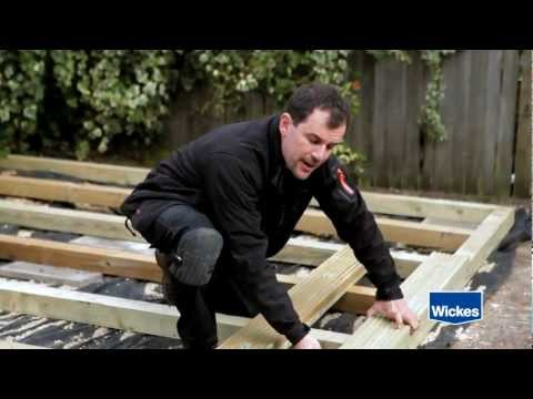Wickes How To Lay Decking online tutorial
