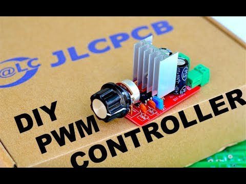 How to make a PWM Speed Controller