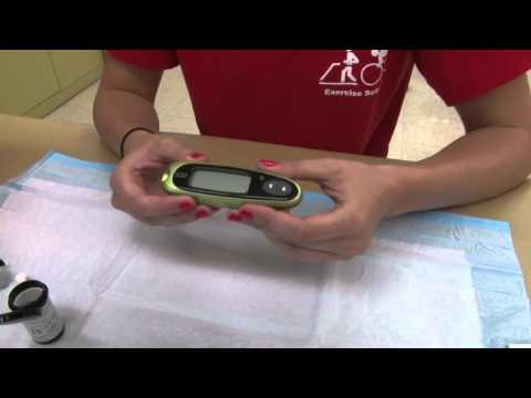 Blood Glucose Testing 2012