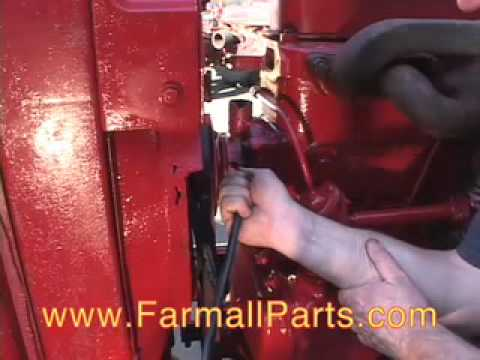 Waterpump Changeout for Farmall M Tractor