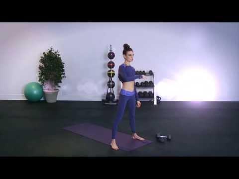 Train Like a Super Model Workout   Breakdown