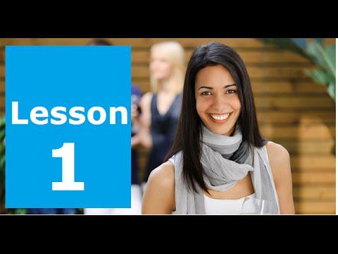 Learn Spanish Part 1 - Free Spanish