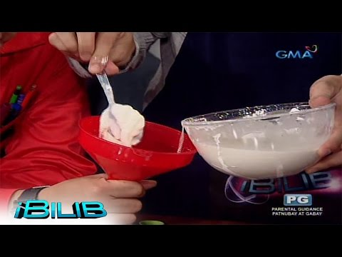 iBilib: How to make your own stress ball?
