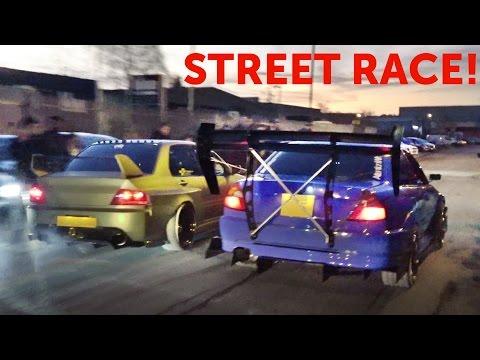 UK STREET RACING + Secret Cruises Mannequin Challenge