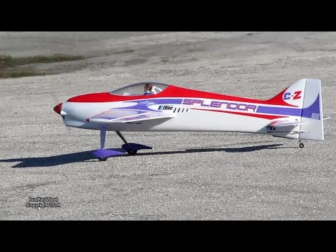 RC Splendor - Pattern Plane Maiden Flight