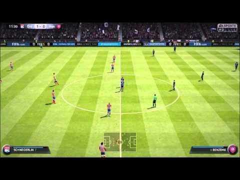 FIFA 15 Online Defending Tips!