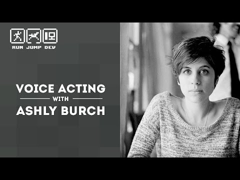 How to Get into Voice Acting - Ashly Burch