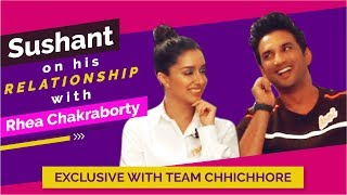 Sushant Singh Rajput & Chhichhore team give funny nicknames & play Sacch Ya Jhoot | Fun Interaction