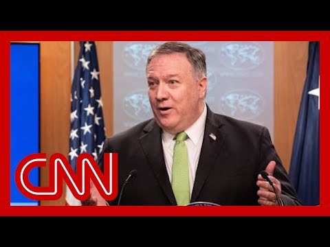 Pompeo asked to explain why he wanted inspector general fired